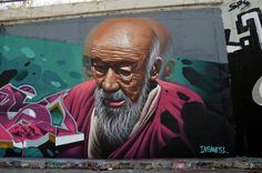 'THE MONK' by INSANE51 // Athens