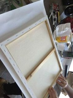 I'm currently doing a room makeover for my daughters and one important piece i wanted for it were picture Canvases for behind their beds. I was looking for  the…