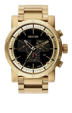 Nixon Magnacon SS II - All Gold/Black