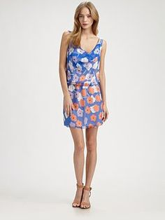 Love this DVF dress