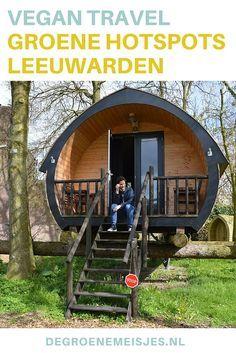 Merlin en Karta hadden een top weekend in Leeuwarden en verzamelden voor ons de leukste groene hotspots. Lees hun tips over een bijzondere overnachting en de leukste adresjes op de blog.