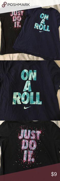 Bundle of Nike t-shirts Bundle of Nike kids shirts great for gym Nike Shirts & Tops Tees - Short Sleeve