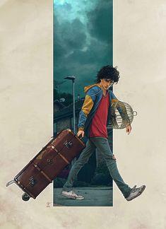 Harry Potter Comics, Harry Potter Artwork, Harry Potter Characters, Fanart Harry Potter, Prisoner Of Azkaban, Ron Weasley, Fantastic Beasts, Hogwarts, Deviantart