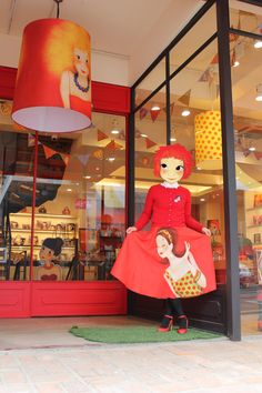 YOUK SHIM WON Store @ Garosu-gil, Seoul, Korea © GalleryAM Co., Ltd Fated To Love You, Shin, Korean Peninsula, Jang Hyuk, Korean Wave, Cute Little Things, Cute Characters, Illustrations, South Korea