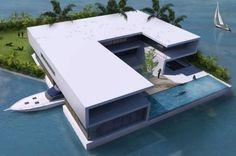 Insulele private portabile, noul concept de vacanţe exclusiviste. Proprietarii aleg modelul dorit şi se pot plimba pe mare | adevarul.ro