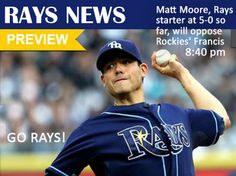 Tampa Bay Rays - 05/03/2013