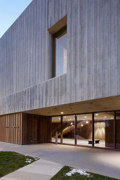 clyfford still museum by allied works architecture