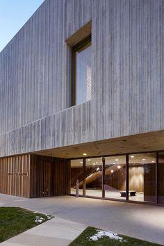 clyfford still museum by allied works architecture
