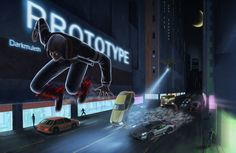 Prototype by Darkmuleth.deviantart.com on @DeviantArt