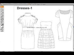 fashion templat