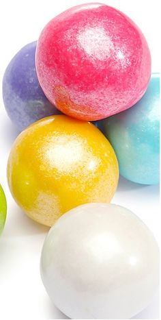 Do you have a huge container you want to fill with candy, and you want it to really shine?  Well check out these 1-inch pearlescent spring gumballs!  As a bonus, if you know the size of your container, our candy calculator will tell you how many bags it takes to fill it!  Guess you better check out this gumball huh?