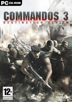 Full Version PC Games Free Download: Commandos 3: Destination Berlin Full PC Game Free ...