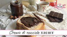 Crema di nocciole light sana e genuina, solo con ingredienti genuini e senza olio di palma! Perfetta per grandi e piccini!