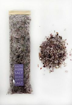 Food  Health : Arctic Herb Salt