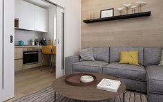Amenajare living, mobila si idei de amenajare living - Delta Studio - Pag. 2