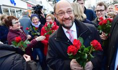 Martin Schulz SLIPS in polls as he and Angela Merkel now NECK AND NECK - https://newsexplored.co.uk/martin-schulz-slips-in-polls-as-he-and-angela-merkel-now-neck-and-neck/