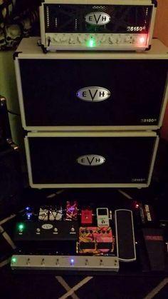 EVH 5150 rig