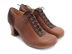 These are the ones I chose - Fluevog Flagstad - can't wait to wear these all the time!
