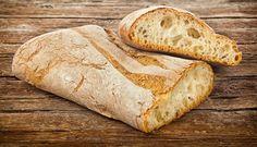 Traditional Italian Ciabatta Bread (Ciabatta)   Enjoy this authentic Italian recipe from our kitchen to yours. Buon Appetito!