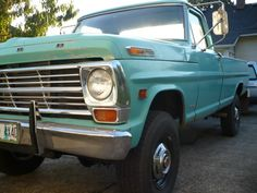 1969 Ford N Series Truck   1969 Ford Ranger F-250 Camper Special - Page 2 - Ford Truck ...