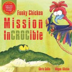 Funky Chicken Mission Incrocible by Chris Collin, available at Book Depository with free delivery worldwide. Chatham Islands, Australian Animals, Old And New, Loneliness, Chicken, Friendship, Nature, Ideas, Naturaleza