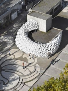 ArboSkin / ITKE Institute of Building Structures and Structural Design
