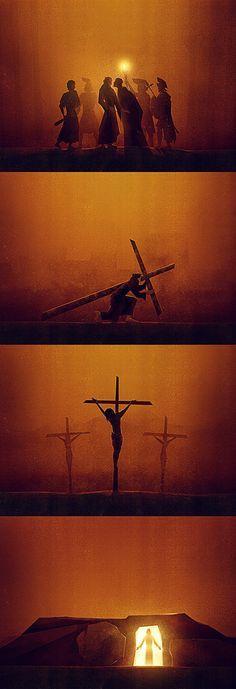 To jesus through mary: Photo Jesus E Maria, Easter Illustration, Biblical Art, Jesus Pictures, God Jesus, I Love Jesus, Bible Art, Christian Art, Kirchen