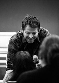 Smiley Misha!! Happy Misha Monday!