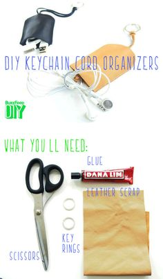 5 Easy And Adorable Ways To Organize YourCords