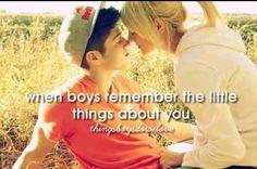When boys