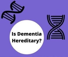 Is Dementia Hereditary? In most cases, the answer is no, but some types of dementia can be hereditary. Here's what you need to know. What Is Dementia, Vascular Dementia, Alzheimer's And Dementia, Psychiatry, Alzheimers, Need To Know, Disorders