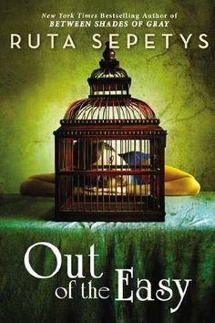 Out of The Easy by Ruta Sepetys. $12.23. Author: Ruta Sepetys. Reading level: Ages 14 and up. Publisher: Philomel (February 12, 2013). 352 pages