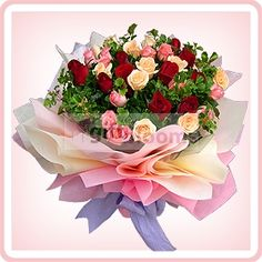 Malaysia online florist - delivery of flowers in all major cities of Malaysia.