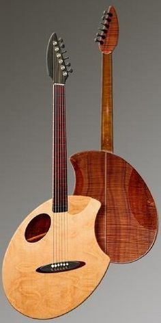 frettedchordophones: Fleishman Ovacoustic what a nice guitar =Lardys Chordophone of the day - a year ago =Lardys Chordophone of the day - 2 years ago --- https://www.pinterest.com/lardyfatboy/