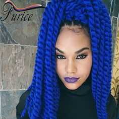 Havana Crochet Braids hair Extensiones Afro Kinky Curly Usually 6Packs Can Full…