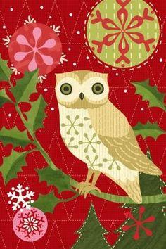 Mod.Holiday.-.07.of.08.-.Owl Ve.-.Jennifer.Brinley