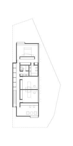 Acassuso House,Floor Plan 2