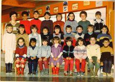 Photo de classe CE1 de 1983, Ecole Jean Moulin - Copains d'avant