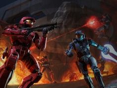 Halo Reach Multiplayer FTW