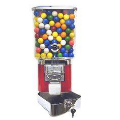 Rhino Supreme Gumball Candy Machine w/ Cash Box