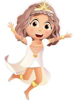 Shirin's Super Duper Princess Heroes transformation! #SuperDuperPrincessHeroes #SDPH