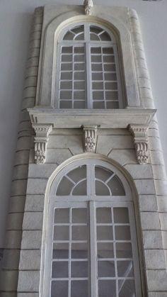 Miniature Tutrials - Doors and Windows