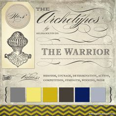 the warrior archetype in branding #warriorarchetype #archetypalbranding #archetypes