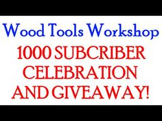 1000 Subscriber Celebration and Giveaway