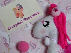 unicorno pompon