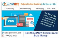 CloudOYE is leading cloud CDN (Content Delivery Network) hosting service provider. Our online Cloud CDN server enhances your website performance across the globe and helps you to improve you revenue. Content Delivery Network, Audio In, Saving Money, Improve Yourself, It Works, Clouds, Save My Money, Nailed It