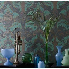 Tapete Aldwych - Designtapete von Cole & Son - Meine Wand