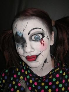 19 Craziest Eye Makeups Ever   Page 12