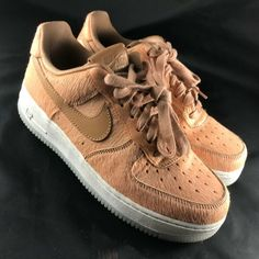 new product b33b4 1e3cc NIKE AIR FORCE 1 07 LX SIZE 8.5 HORSE HAIR   ARCTIC ORANGE 898889-800   fashion  clothing  shoes  accessories  womensshoes  athleticshoes (ebay link )