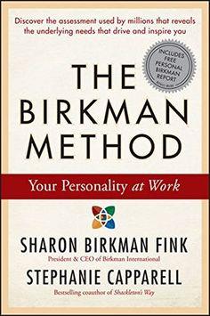 The Birkman Method: Your Personality at Work by Sharon Bi... https://www.amazon.com/dp/1118207017/ref=cm_sw_r_pi_dp_x_mo1fyb9DV6XG5